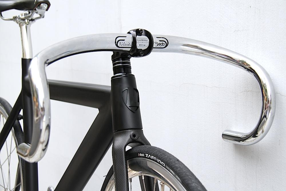 DEDA VELOCHITA TRACK DROP BAR