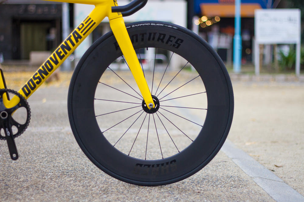BROTURES SHRED88 CARBON WHEEL
