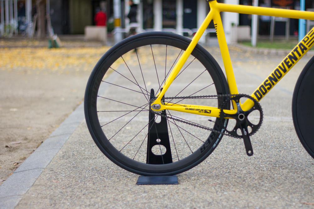 BROTURES SHRED38 CARBON WHEEL