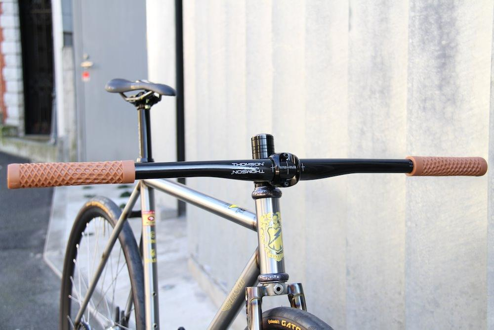 CINELLI,PAUL,HPLUSSON,THOMSON,VANSCYCROC,CONTINENTAL、自転車、ピストバイク、渋谷