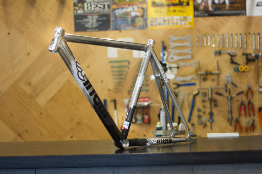 CINELLI MASH HISTOGRAM 2015
