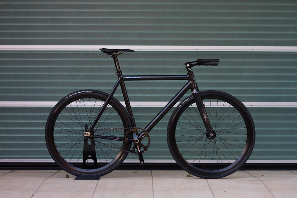 LEADER BIKES RENOVATIO CUSTOM BIKE