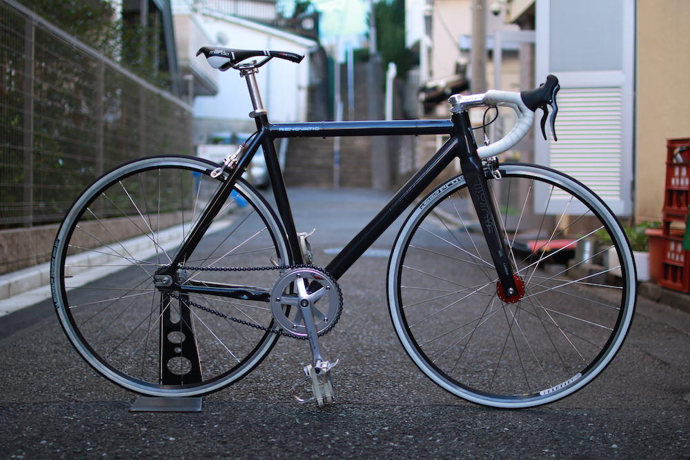 リーダーバイクラノバティオBROTURESSTAFF PHILWOOD SUGINO SANMARCO