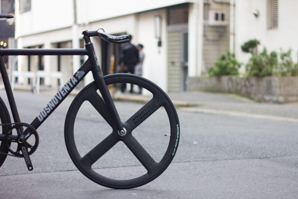 BROTURES T4 CARBON WHEEL