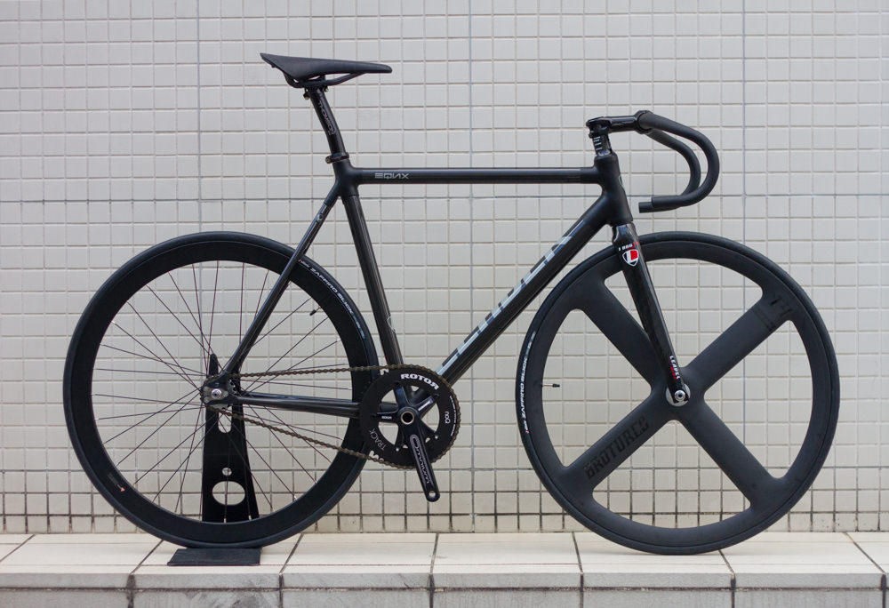 LEADER BIKES EQNX CUSTOM BIKE