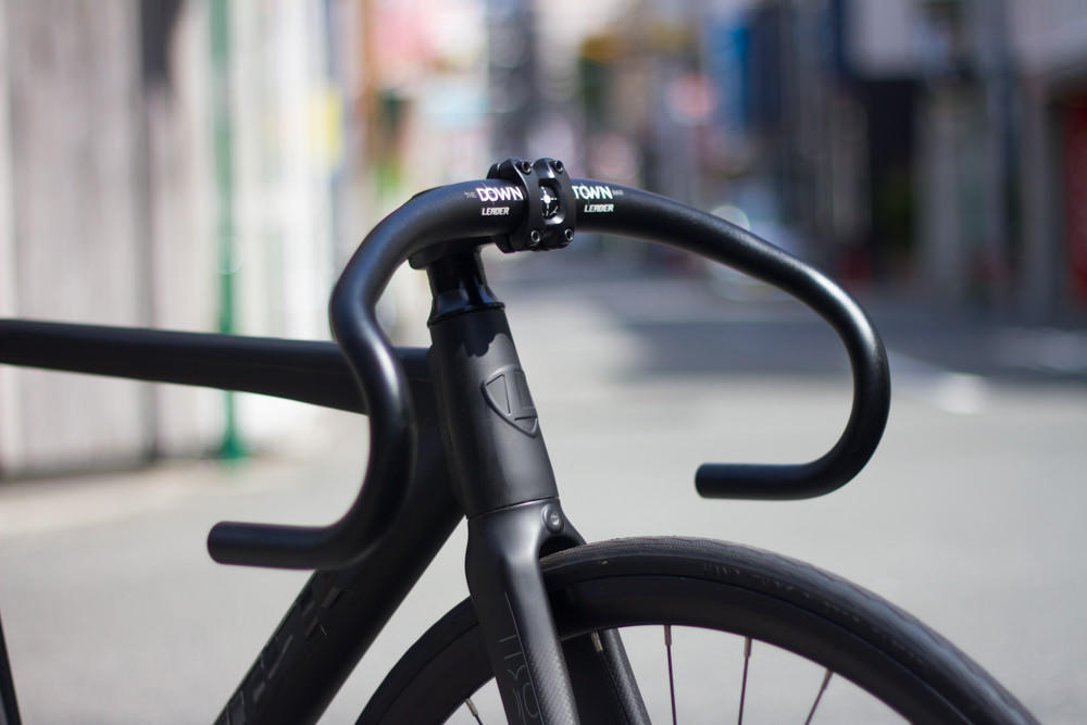LEADER BIKES DOWNTOWN handle