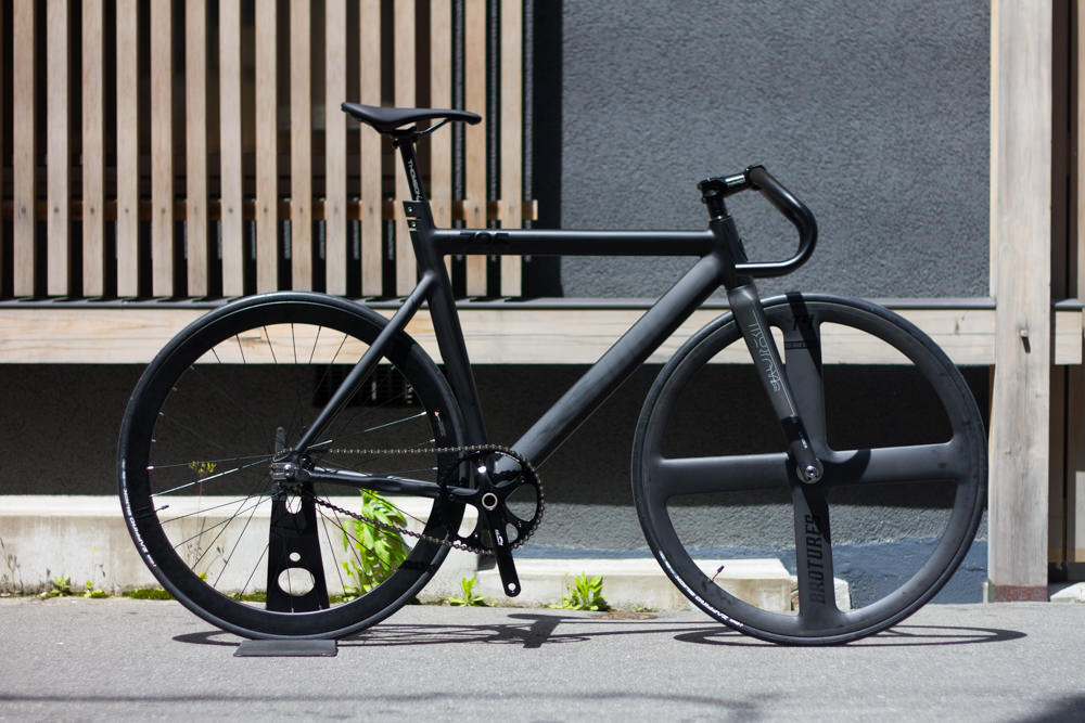 LEADER BIKES 725TR CUSTOM BIKE