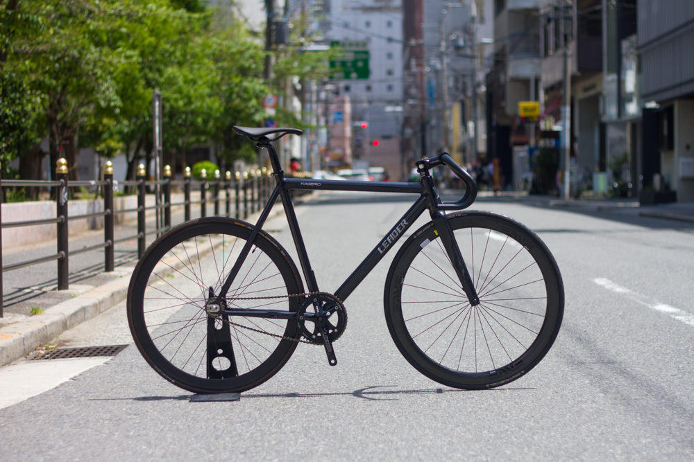 LEADER BIKES KAGERO CUSTOM BIKE