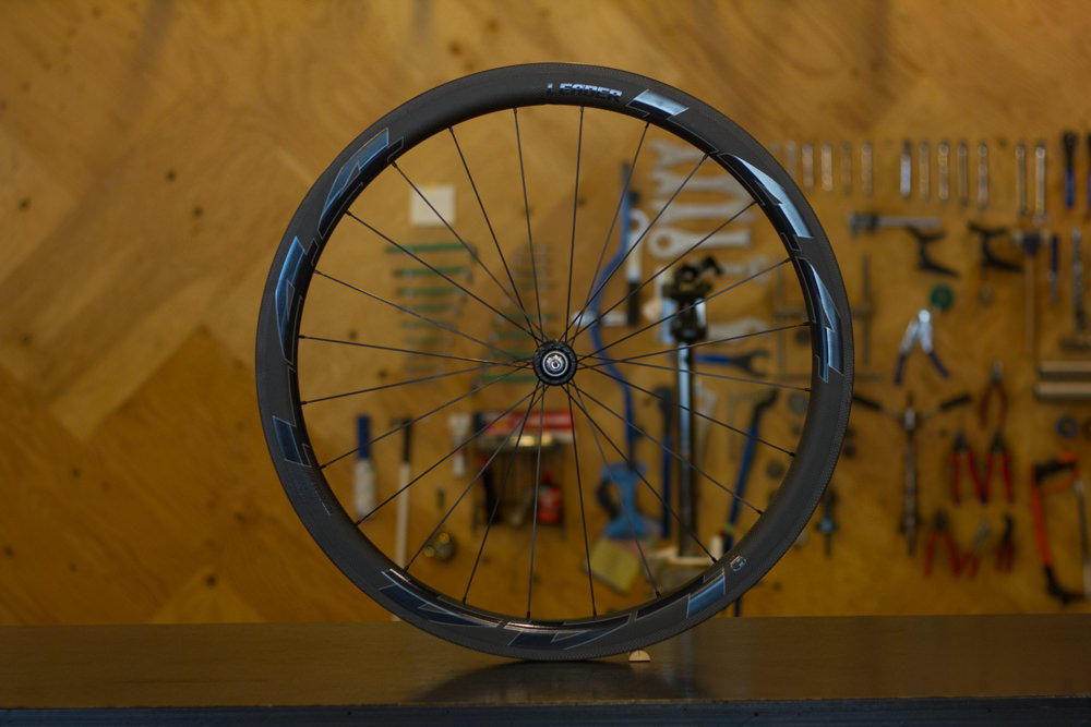 LEADER BIKES L44 CARBON WHEEL.