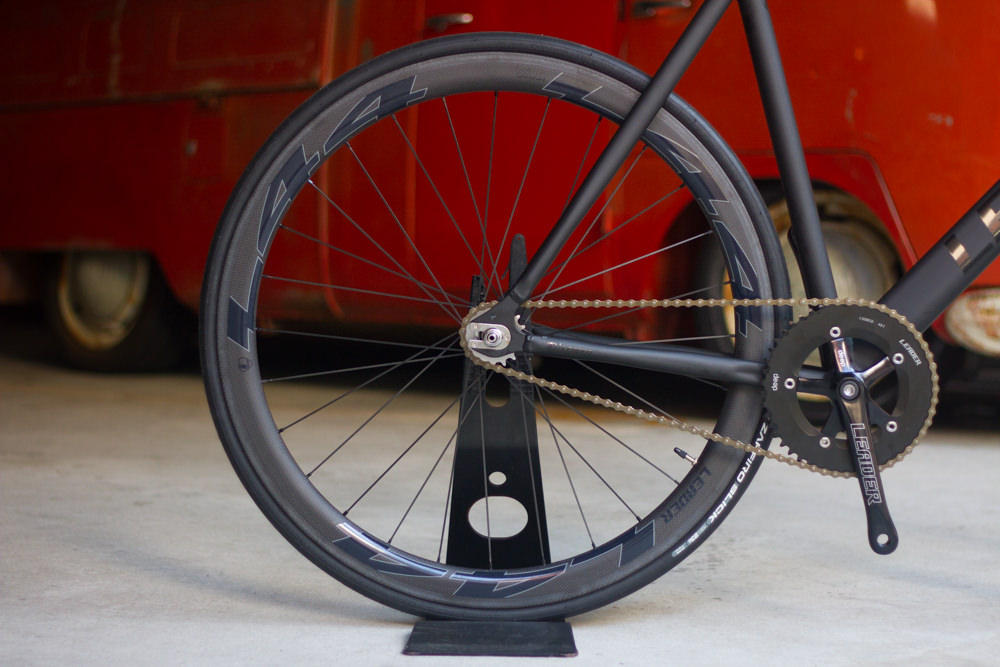 LEADER BIKES L44 CARBON WHEEL