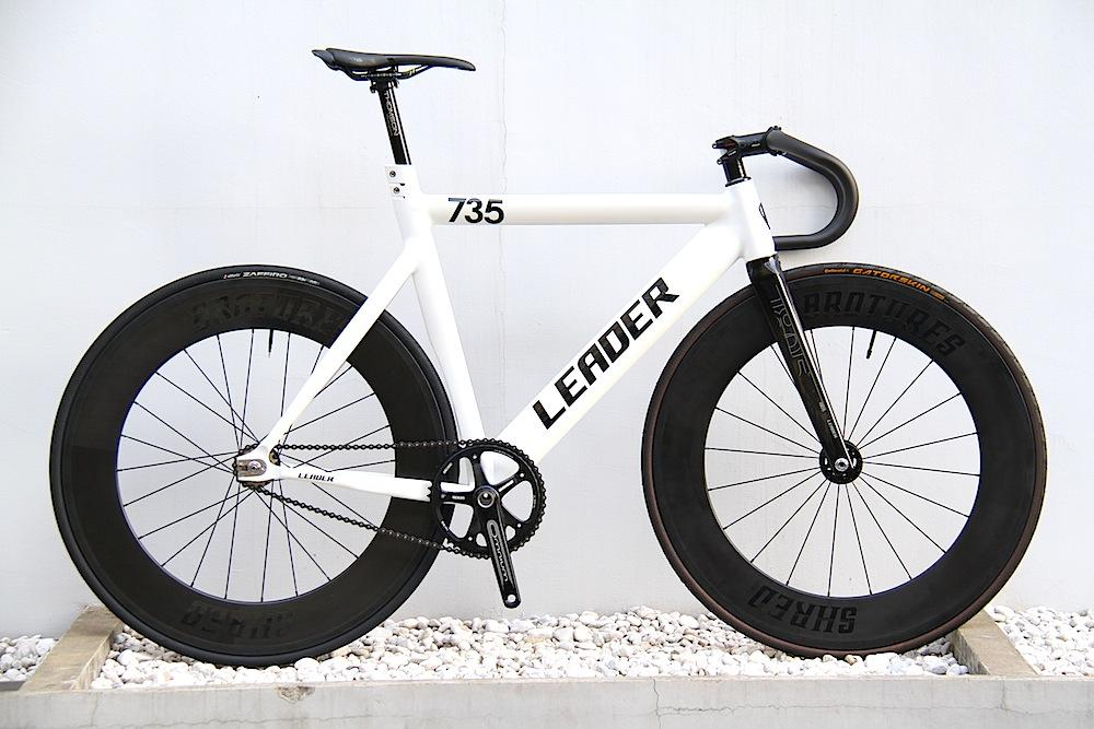 LEADER BIKES 735TR CUSTOM BIKE