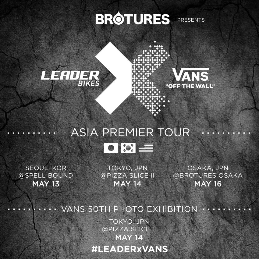 VANS LEADER BROTURES BROTURES KICHIJOJI ASIAPREMIERTOUR 50TH PIZZA SLICE