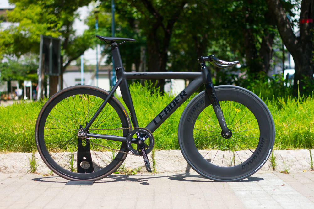LEADER BIKES 725TR 2016 CUSTOM BIKE