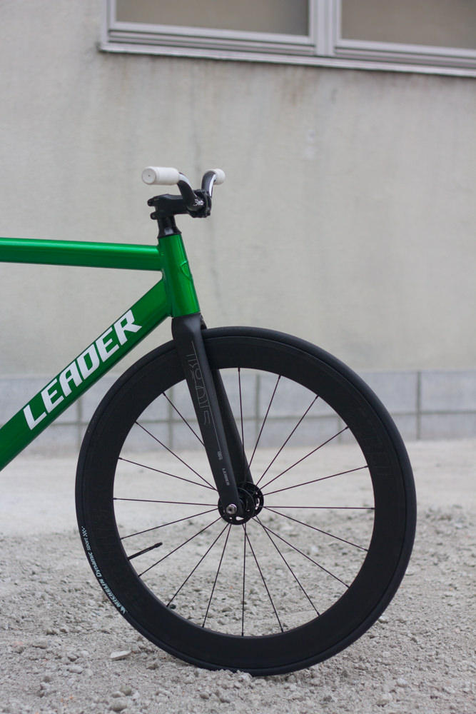 LEADER BIKES 721TR CUSTOM BIKE