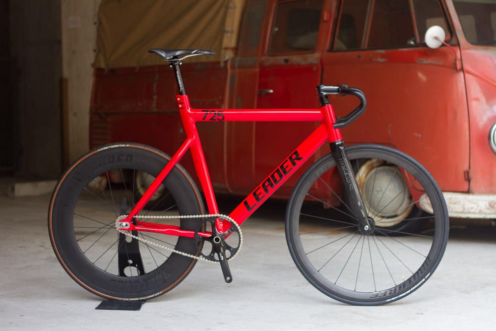 LEADER BIKES 725TR CUSTOM BIKE.