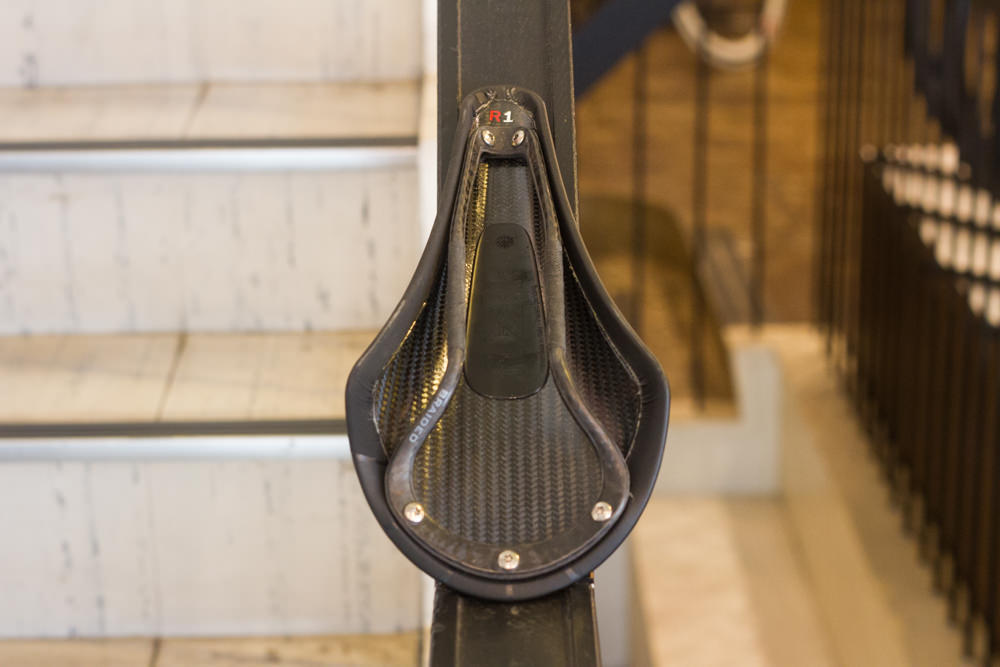 fi'zi:k VOLTA R1 saddle