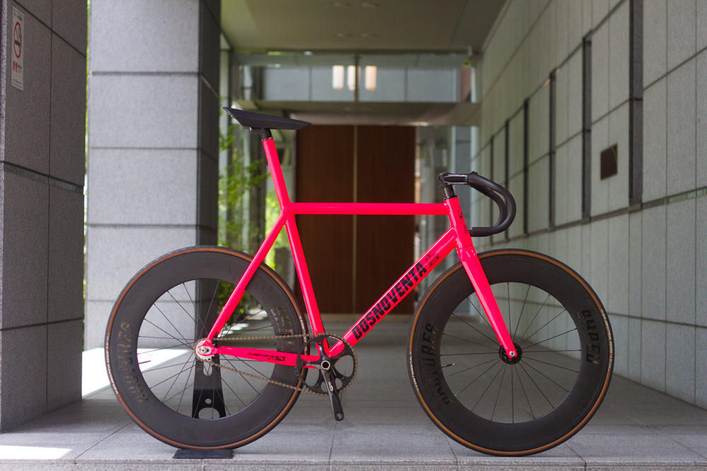 DOSNOVENTA HOUSTON CUSTOM BIKE.