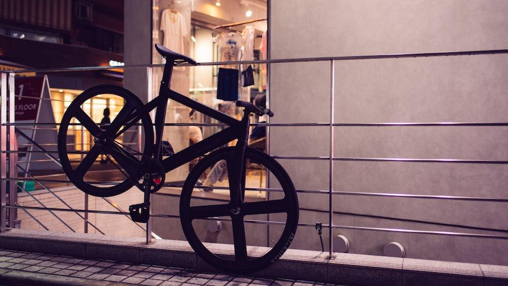 LEADER BIKES 735TR 2016 CUSTOM BIKE