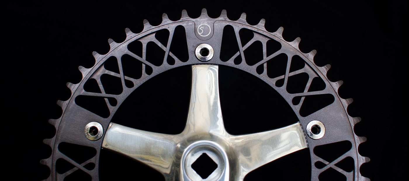FACTORY 5 chainring