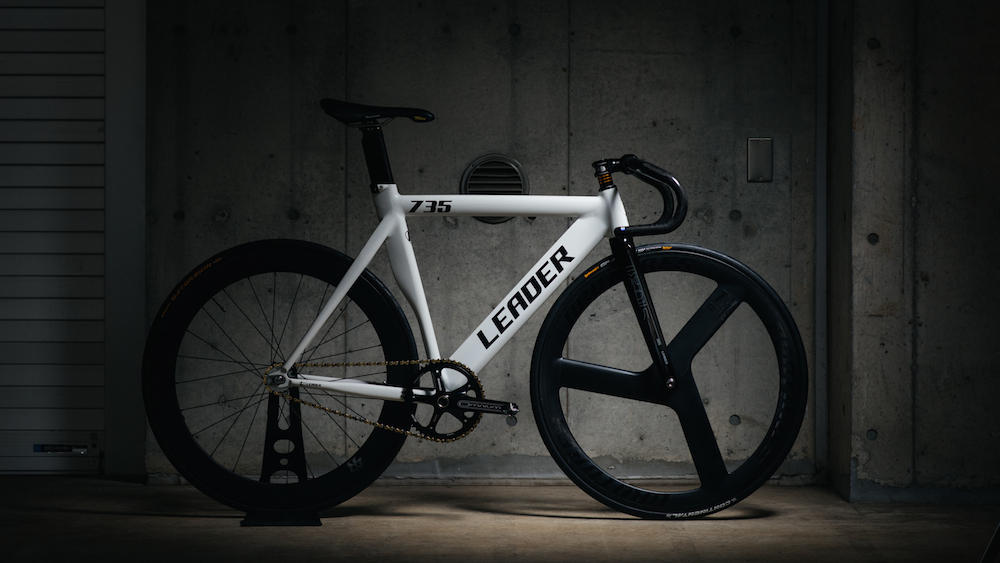 LEADER BIKES BROTURES KICHIJOJI 735TR 725TR 721TR CURE T3 PRO SHRED60 CARBON DROP SELLE ITALIA FLITE 1990