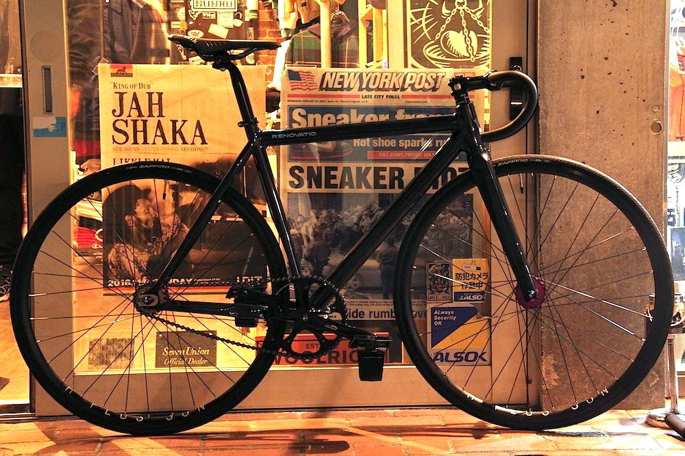 BROTURES,LEADERBIKES,RENOVATIO,GREDDY,THOMSON,DEDA,FIZIK,FIXEDGEAR,PISTBIKE,ピスト、ピストバイク、カスタムバイク、固定ギア