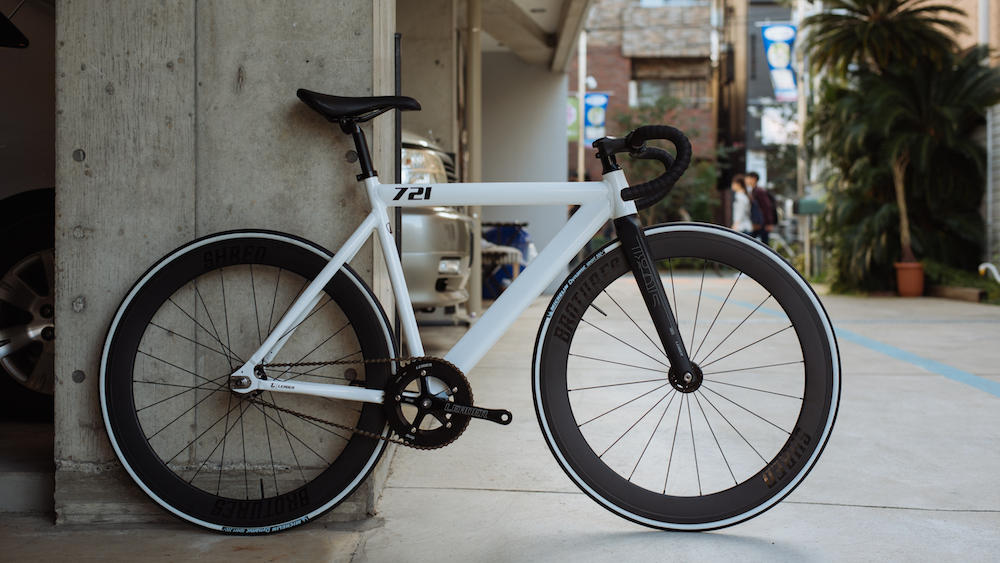BROTURES KICHIJOJI LEADER BIKES 721TR SHRED60 FIXED GEAR SHOP SINGLE