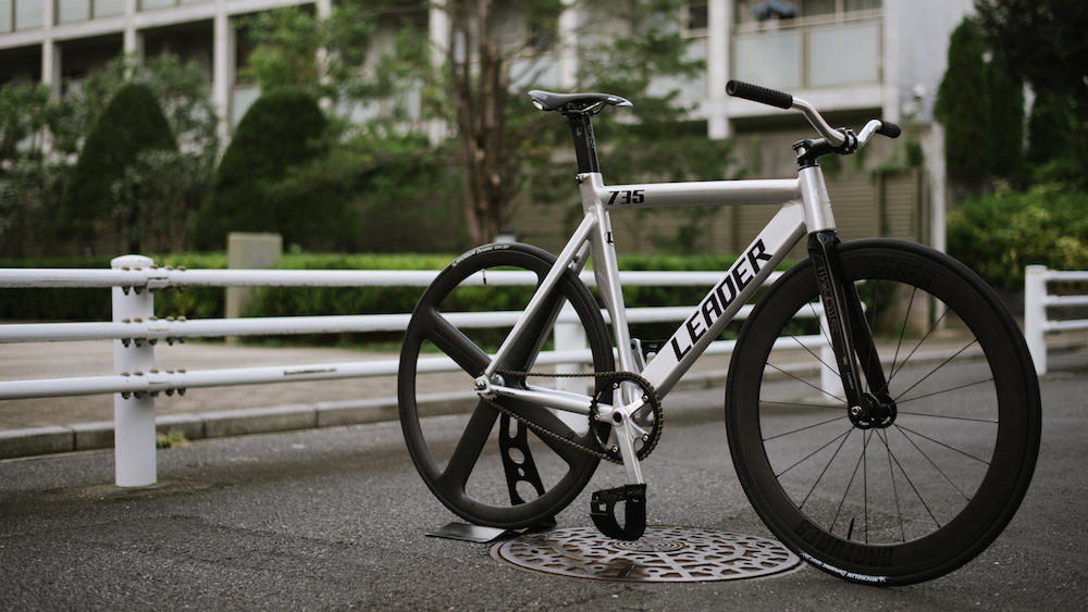POLISH LEADER BIKES BROTURES KICHIJOJI 735TR SHRED60 T4 CARBON WHEEL NITTO