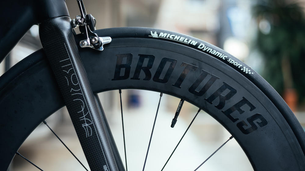 BROTURES KICHIJOJI LEADER BIKES 735TR SHRED88 ROTOR THOMSON
