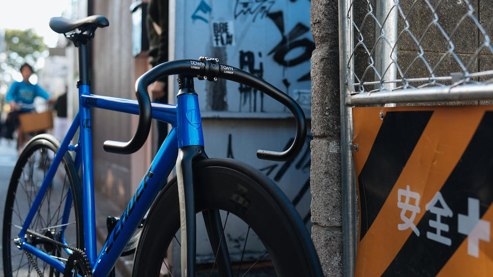 LEADER BIKES CURE BROTURES KICHIJOJI CORSA SHRED88 DOWNTOWN