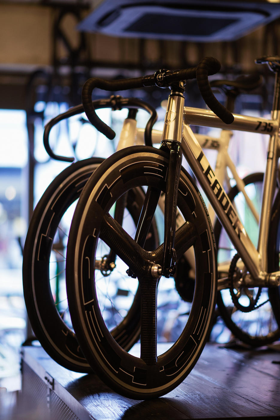 HED BROTURES KICHIJOJI USA CARBON WHEEL CUSTOM