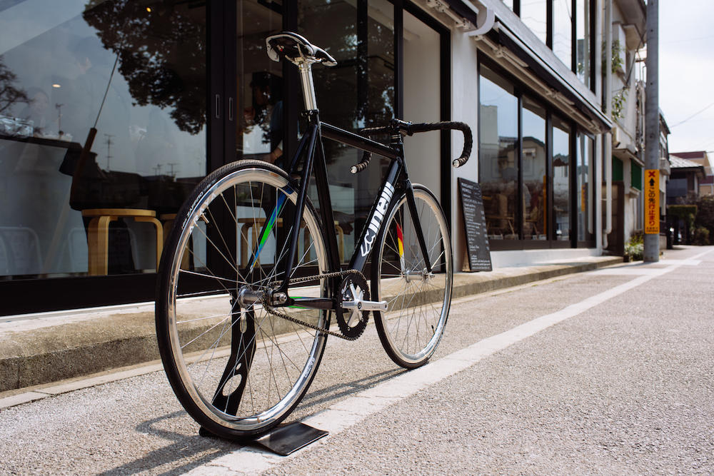 BROTURES KICHIJOJI HISTOGRAM CINELLI MASH FIXED GEAR SHOP