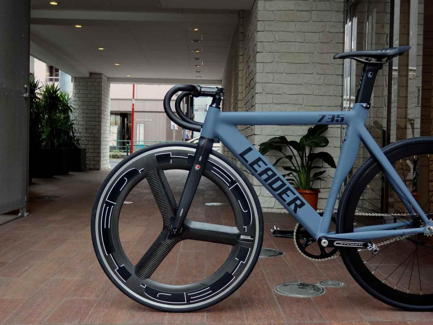 LEADERBIKES, 735TR, LIMITED, MATTENAVY, USNAVY, FIXEDGEAR, BROTURES, ブローチャーズ, リーダーバイク, ピスト, リミテッド, 限定, カッコいい自転車