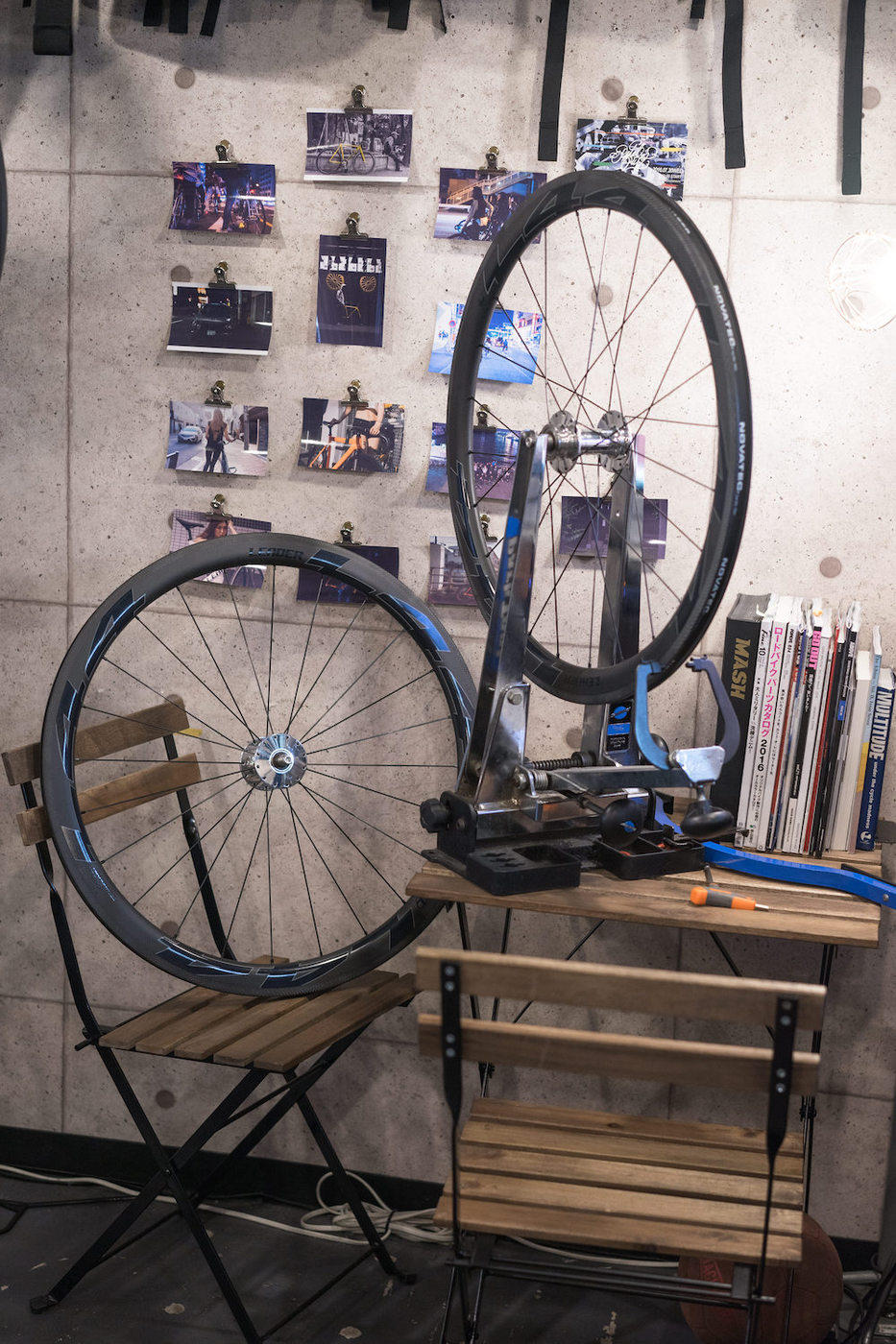 LEADER BIKES,BROTURES,PHILWOOD,CUSTOM,WHEEL