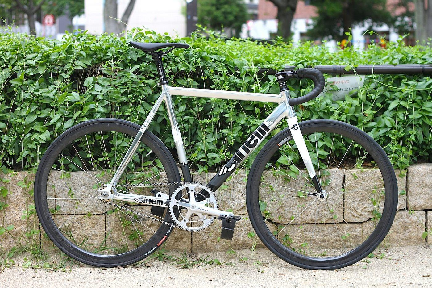 CINELLI MASH HISTOGRAM 2014