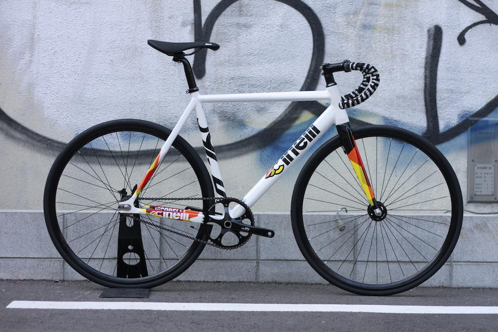 CINELLI,VIGORELLI,ALU,チネリ,ヴィゴレリ,RED HOOK,CINELLI CHROME