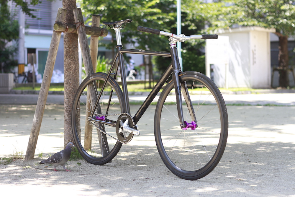 BROTURES,LEADER BIKES,KAGERO,ピスト,リーダー,カゲロウ,PHILWOOD