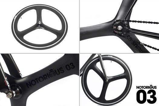 BLB NOTORIUS 03 WHEEL