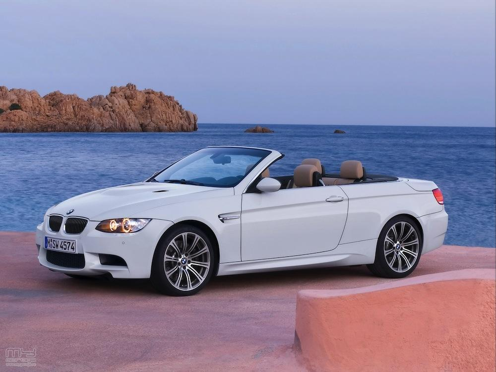 BMW-M3-Convertible-on-the-sea